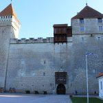 mittelalterliche Burg in Kuressaare
